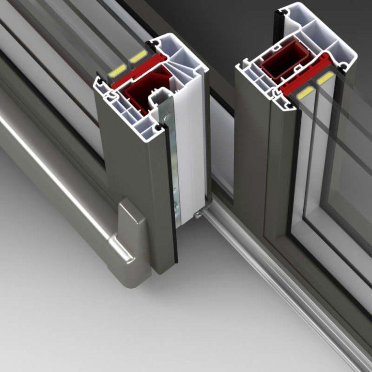 aluplast slide doors